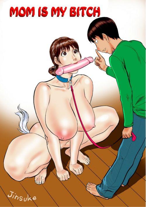 Kaa-san wa Boku no Mesuinu da - Mom Is My Female Dog.